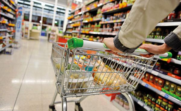 Food sales dominate spending