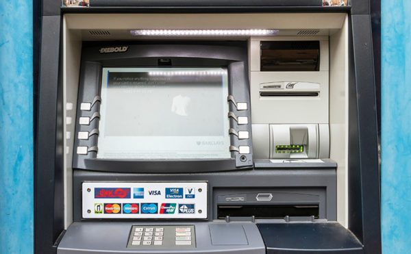 ATMs under LINK threat