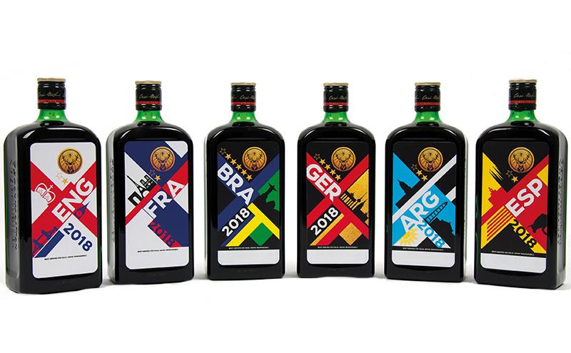 Jager bottles