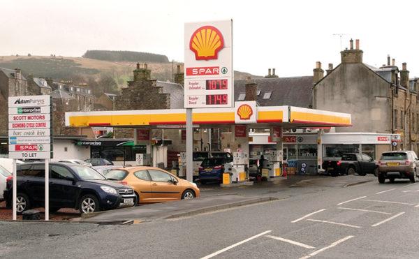 Beast slays Petrol sales