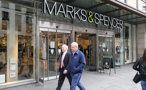 Patchy clothing sales sees M&S close stores
