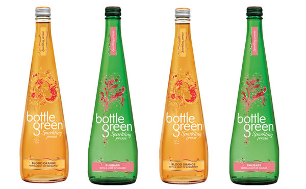 Bottlegreen to launch two new flavours this summer
