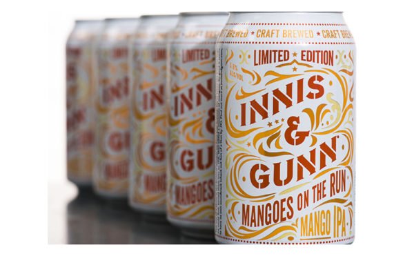 Innis & Gunn's summer run