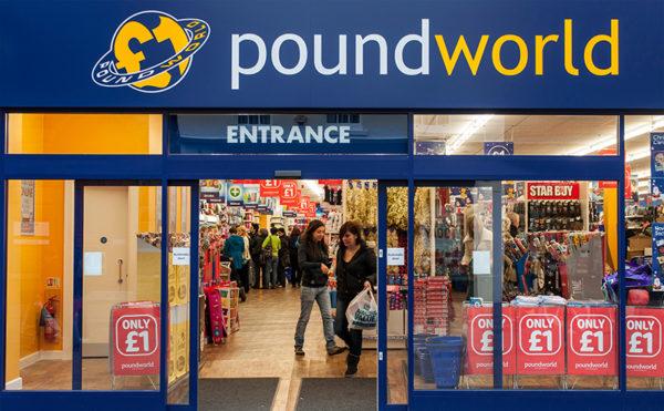 Poundworld enters administration