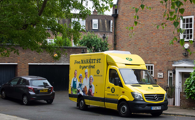 Morrisons expands joint venture with Amazon | 13 June 2019