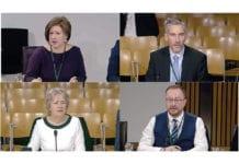 drs-debate-scottish-parliament