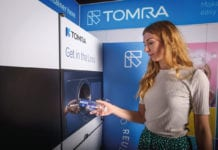The Tomra M1 can handle glass and PET.