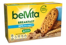 Belvita Biscuits Box