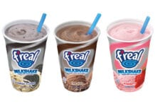 F'real milkshakes