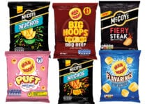 KP snacks promotion