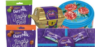Mondelez new packs