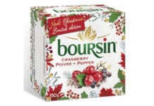 Boursin limited edition Christmas