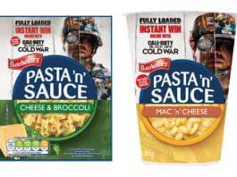 Pasta n Sauce packs
