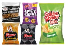 Tayto snack range