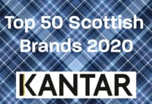 Top 50 Scottish brands 2020