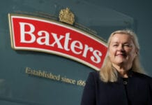 Audrey Baxter, Baxter's Food Group