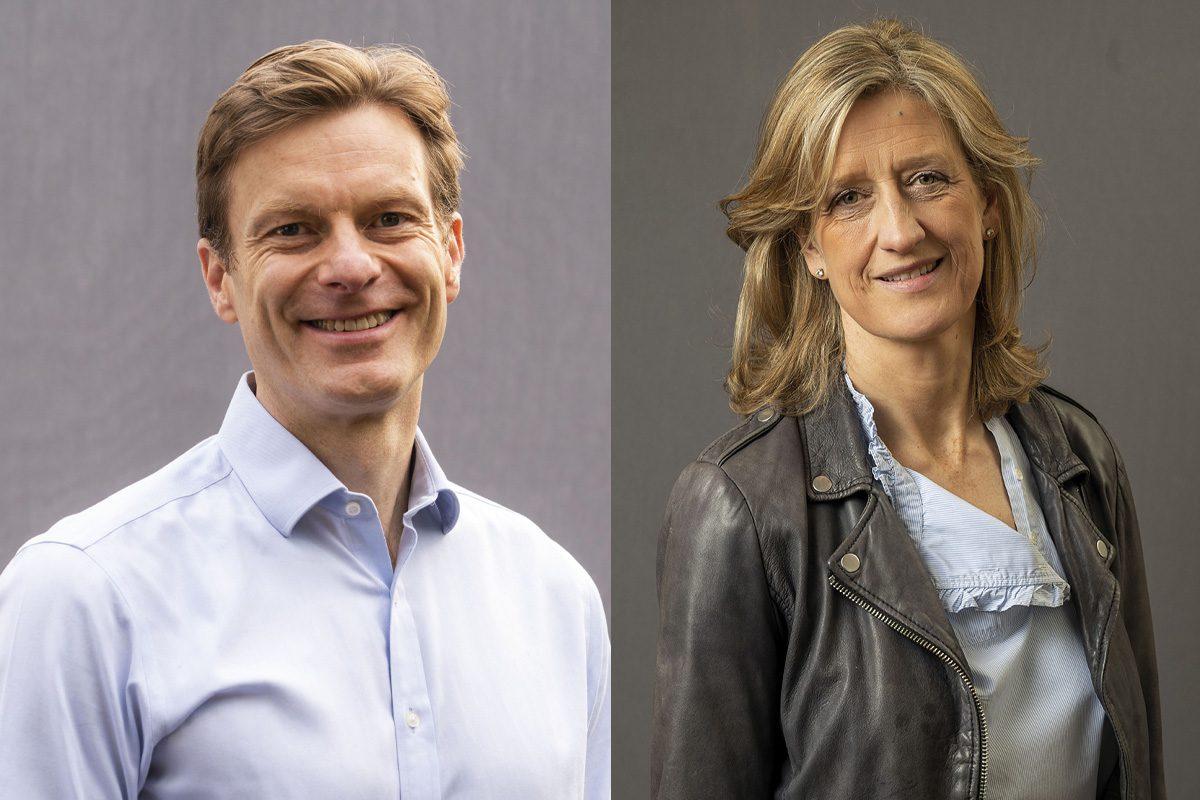 Casper MacRae and Ellie Goss have taken on new executive team roles.