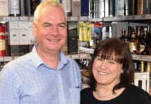 Donna and Bruce Morgan